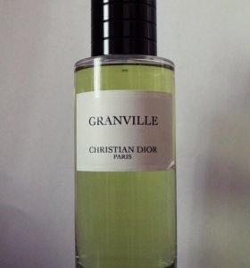 Dior Granville делюсь селективным парфюмом
