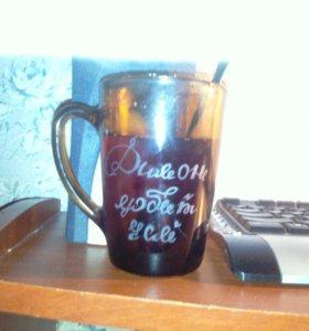 Чашки с вашим именем