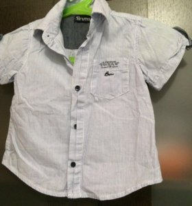 Рубашка Brums д/мальчика р.12м.