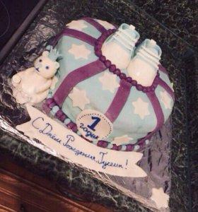Тортики недорого
