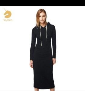 Новое с этикеткой платье