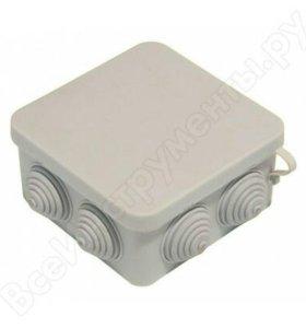 Коробка распаячная HEGEL ОП 85х85х40 IP55 КР2603