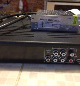Видео регистратор 4 канала