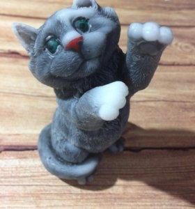 Мяу 🐱- котик из мыла
