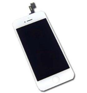 Дисплей iPhone 5S/SE c тачскрином (белый)(черный)