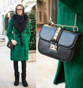 Женская стильная сумка Valentino