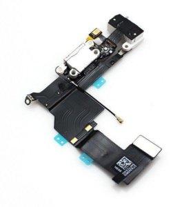 Шлейф iPhone 5S () с разъемом для зарядки