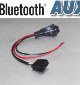AUX для Ford Focus 2