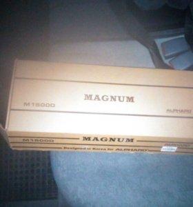 Усилитель Alphard Magnum