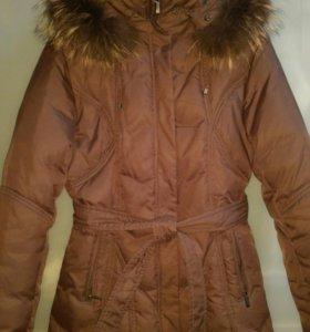 Новая куртка-пуховик BAYRON