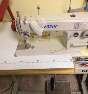 швейная машина gemsi