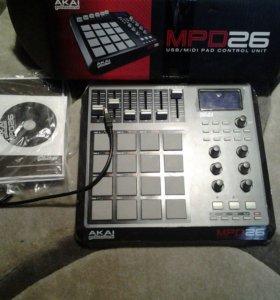 MPD26 pro