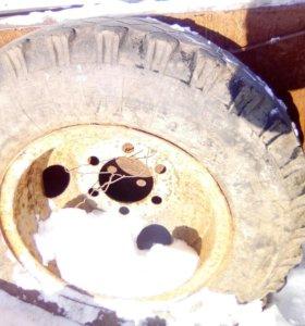 ГАЗ 53. Колеса 2 штуки