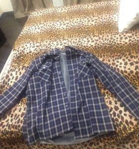 Рубашка тёплая