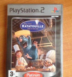 Игра Ratatouille для PS2