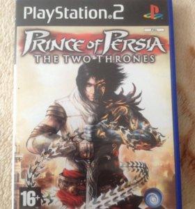 Игра Prince of Persia для PS2