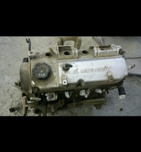 Двигатель на Митсубиши  Лансер 9