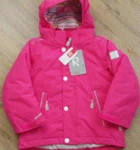 Новая куртка Reima tec
