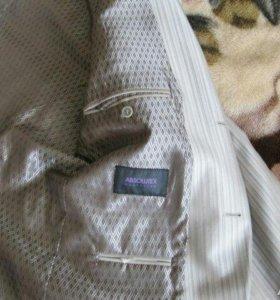 Немец. муж костюм  размер170-108