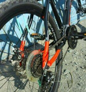 Новый велосипед ROCK MAHiNE