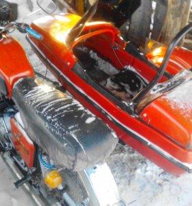 Мотоцикл иж юпитер5
