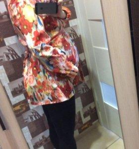 Рубашка-блузка для беременных