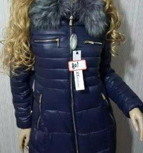 Пуховик. Куртка зима