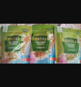 Продам каши Hainz