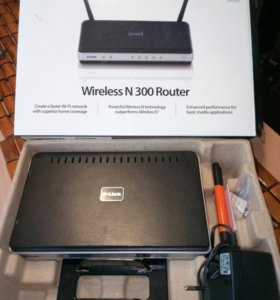 Роутер D-Link WiFi