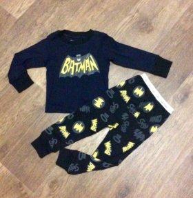 Пижамы -костюм детские новые.,