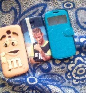 Чехлы на Samsung Galaxy s4mini