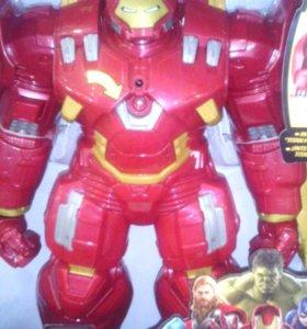 """Робот """"Железный  человек """""""