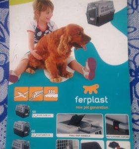 Перевозка для крупных собак