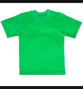 Размер 104 новая футболка