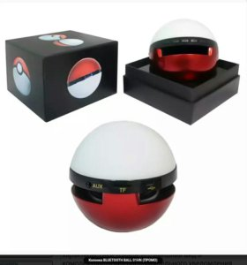 Колонка bluetooth ball