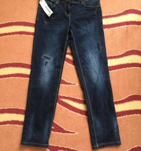 Новые джинсы на 46/48