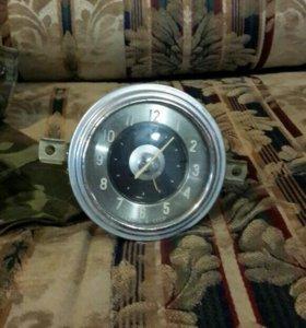 Часы от Газ 21 волги