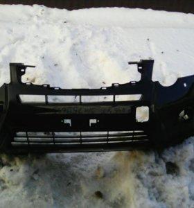 Передний бампер Nissan X-Trail