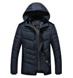 Новая стильная демисезонная куртка.