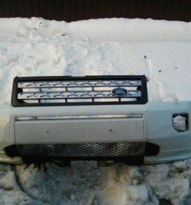 Передний бампер Land Rover Freelander
