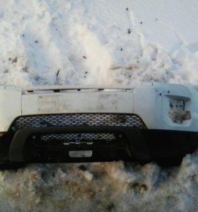 Передний бампер Land Rover Range Rover Evoque