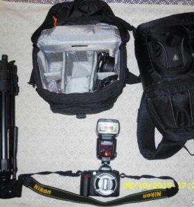 Фотоаппарат и аксесуары