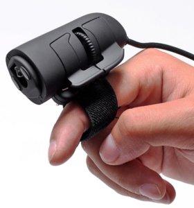 Мышка. Мини USB 3D оптическая напальчниковая