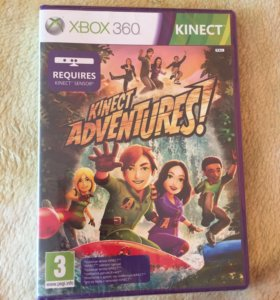 Новый диск в пленке на Xbox 360