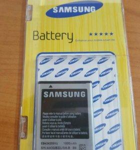 Аккумулятор на Samsung s3850,c3572