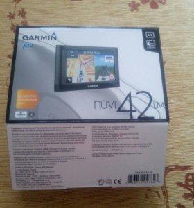 Навигатор Garmin Nuvi42 lm