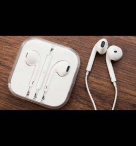 Наушники для iPhone оригинал