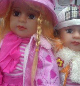 Кукла поющая