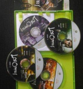 Лицензионый диск на XBOX 360