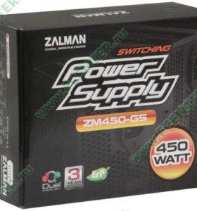 Блок питания Zalman GS 450W